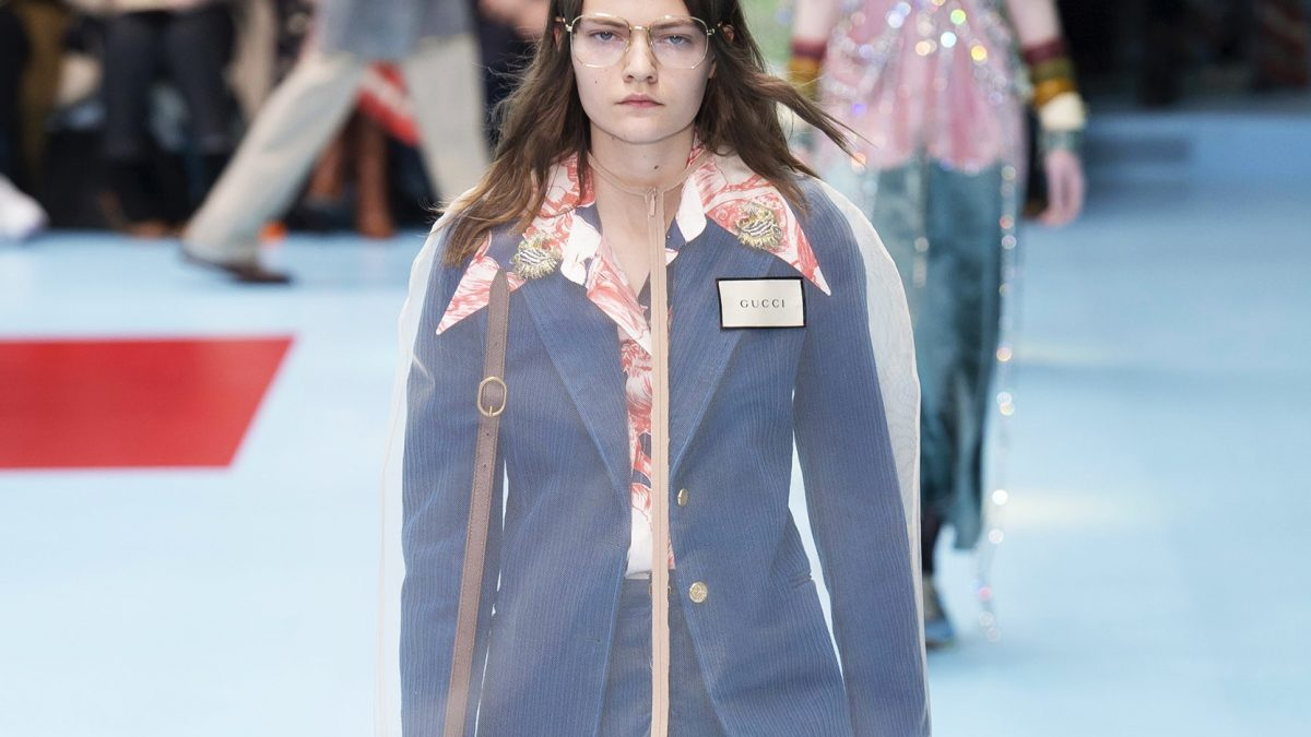 0b1aef870b1c Gucci to Show SS19 Collection in Paris
