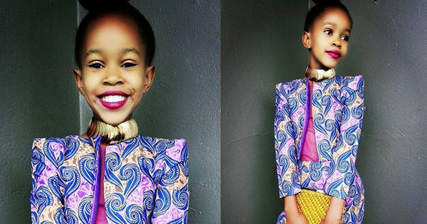 Meet The 10 Year Old Entrepreneur Taking The Fashion World By Storm