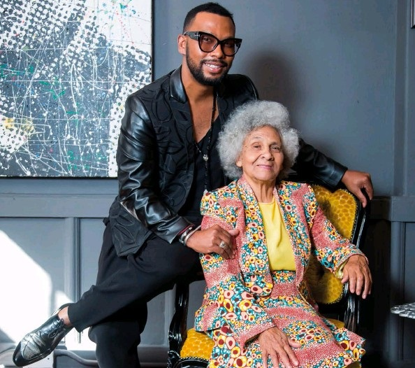 South African Fashion Designer David Tlale Mourns The Death Of His Mom